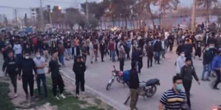Protests in Northeast Iran: A Sign of Society's Restiveness