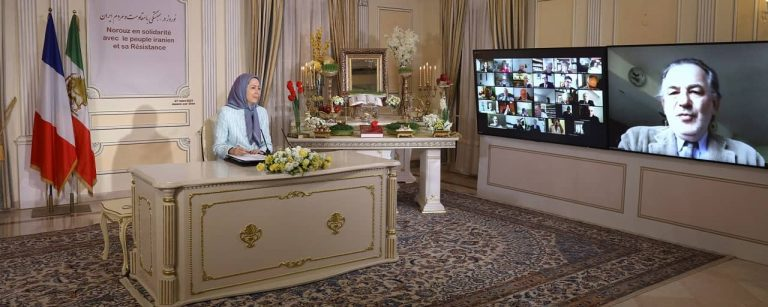 Marking Nowruz in Solidarity With the Iranian People and Resistance