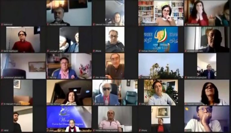 Iran: Online Conference Marking International Women's Day 2021