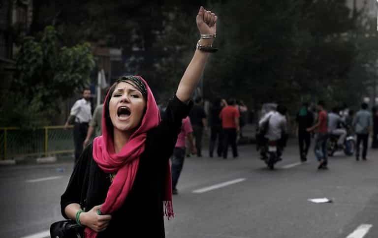 International Women's Day and Iranian Women's Situation