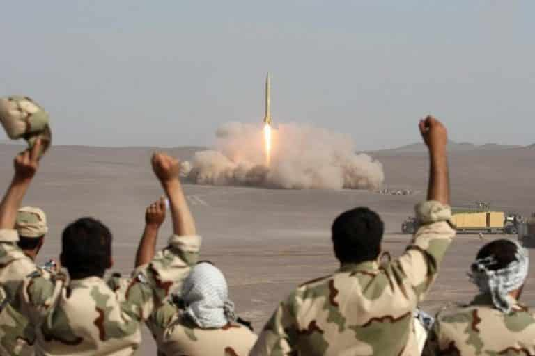 IRGC Builds Ballistic Missiles, as People Grapple With Poverty