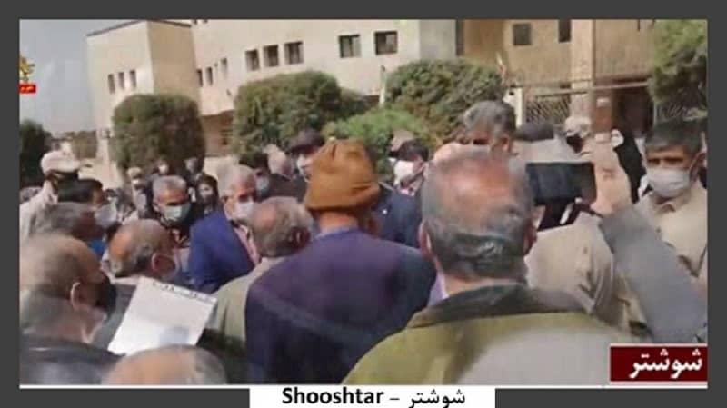 protest-pensioners-Shooshtar-Iran