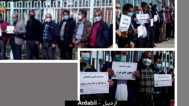 protest-pensioners-Ardabil-Iran