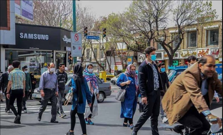 Iran- COVID-19 Death Toll in 535 Cities Exceeds 248,100