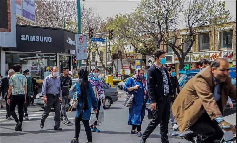 Coronavirus victim in Iran is buried