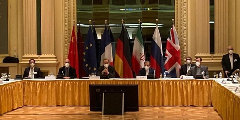US-Iran talks in Vienna, April 2021