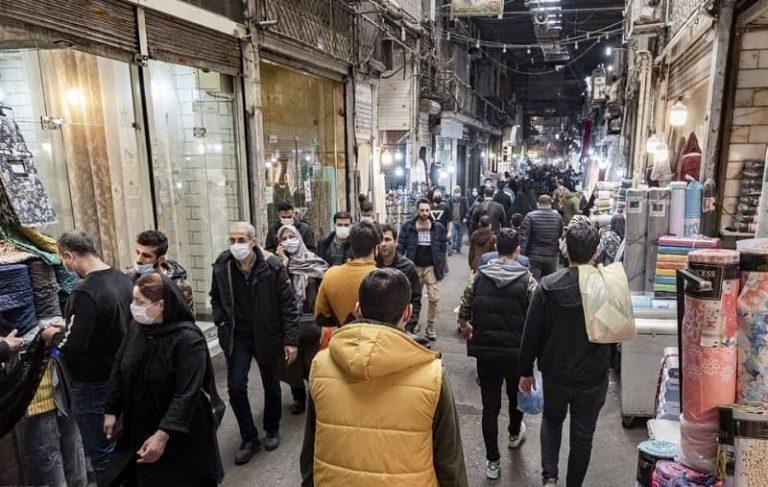 Iran: Coronavirus Death Toll in 533 Cities Exceeds 243,300