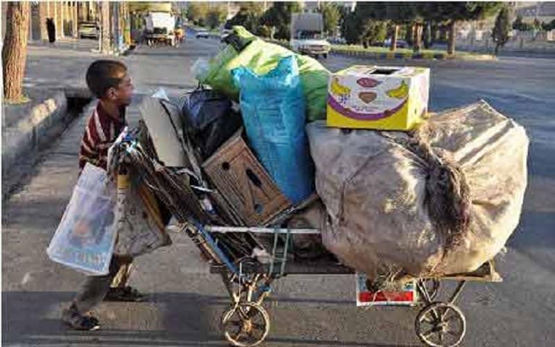 Iran-garbage-children (1)