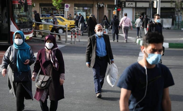 Iran: The Staggering Number of COVID-19 Death Toll in 535 Cities Exceeds 249,000