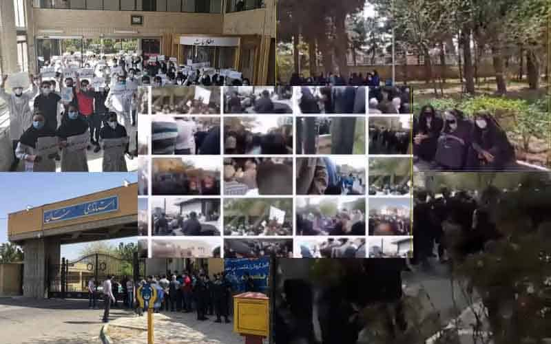 Iranians-Continue-Protests-at-Least-37-Rallies-and-Strikes-from-April-8-to-11