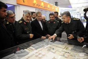 IRGC Iran merencanakan proyek konstruksi besar