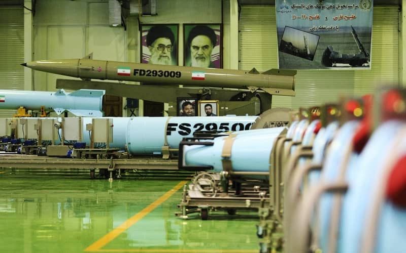 Iran-missile-arsenal