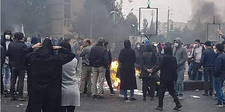 Protests Continue To Expand In Iran, Exposing Regime's Anxiety Over Unresolved Outrage