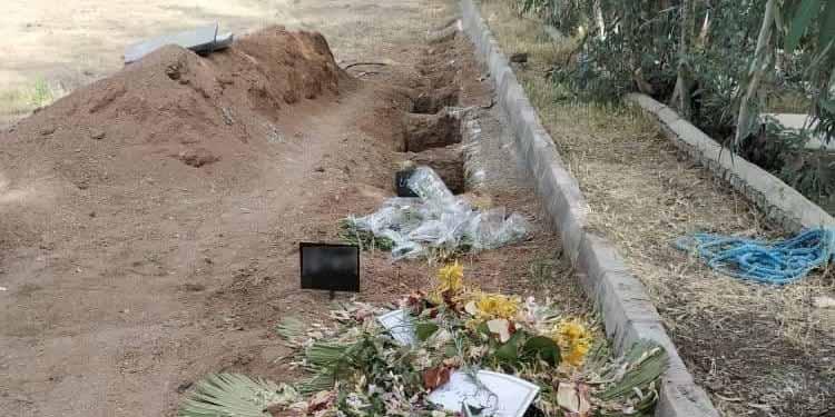 Khavaran-Cemetery