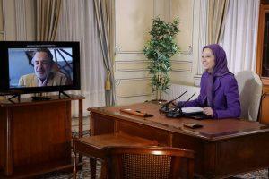 MARYAM RAJAVI'S MEETINGS IN THE BEGINNING OF THE PERSIAN NEW YEAR