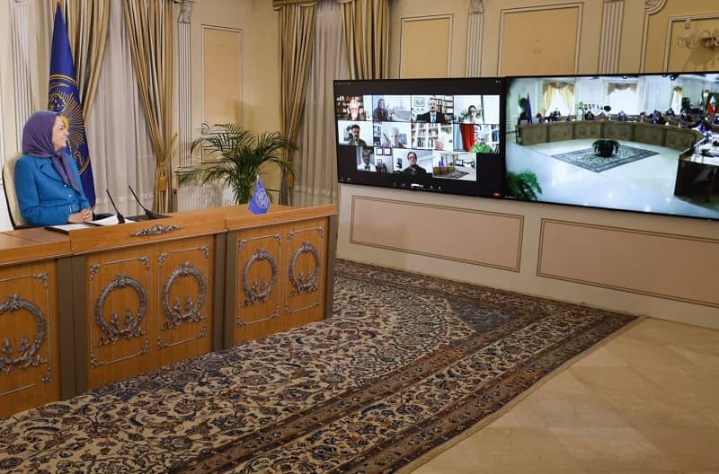 Sesi Sementara Dewan Nasional Perlawanan Iran