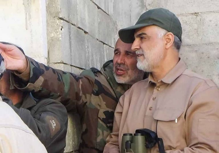 Who Is Mohammad Reza Fallahzadeh, The New Deputy Commander of Iran's Quds Force?