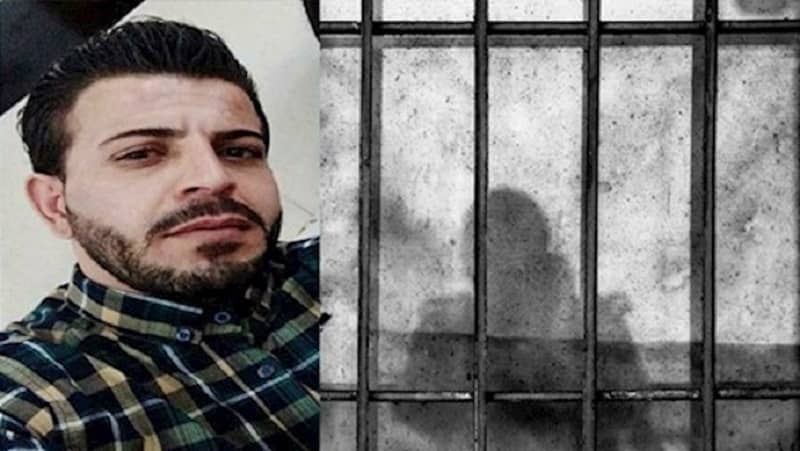 """Saeed Khaledin, arrested on charges of """"acting against the national security and cooperation with dissident opposition groups"""" and participation in November 2019 anti-regime protests"""