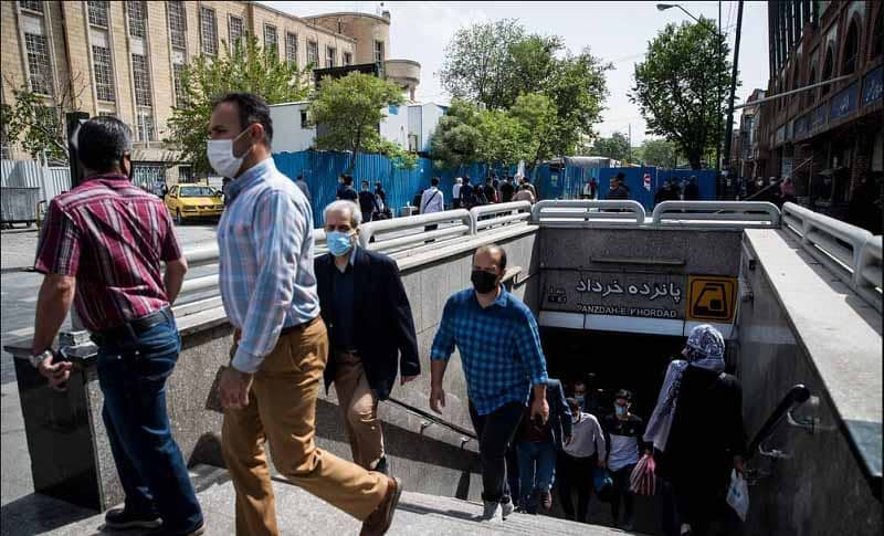 Tehran Metro 01