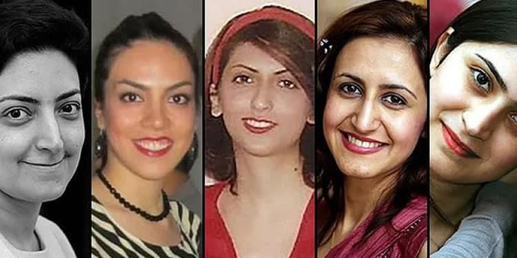 five-Bahai-women-jailed-Iran