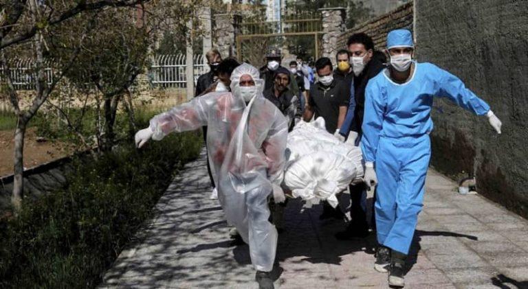 Iran – Coronavirus Death Toll in 535 Cities Exceeds 244,800