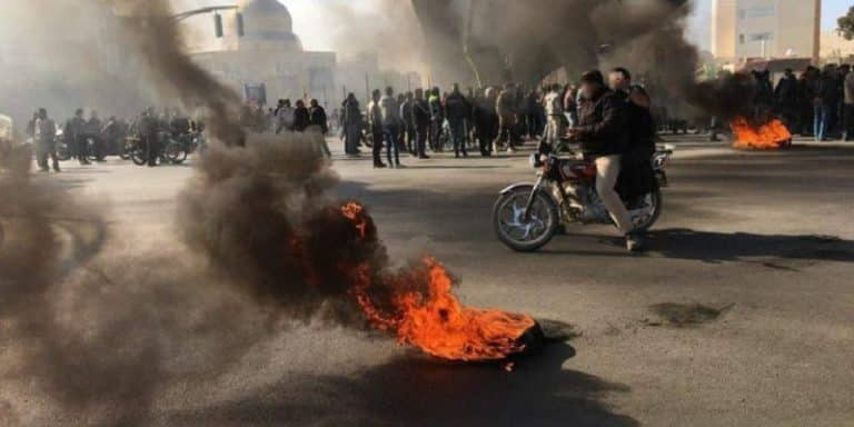 Ongoing Protests in Iran: Signs of a Social Explosion