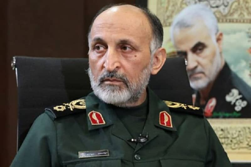 Hejazi became a member of the Islamic Revolutionary Guard Corps in May 1979. He served as the intelligence and security advisor to the Supreme Leader Ali Khamenei.