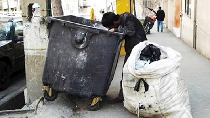 More than 4,000 garbage collecting children in Iran's capital