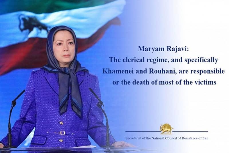 Pernyataan Maryam Rajavi tentang korban tewas akibat virus Corona mencapai 300.000