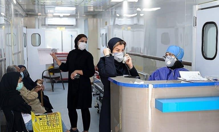 Iran: COVID-19 Fatalities in 541 Cities Surpass 274,500
