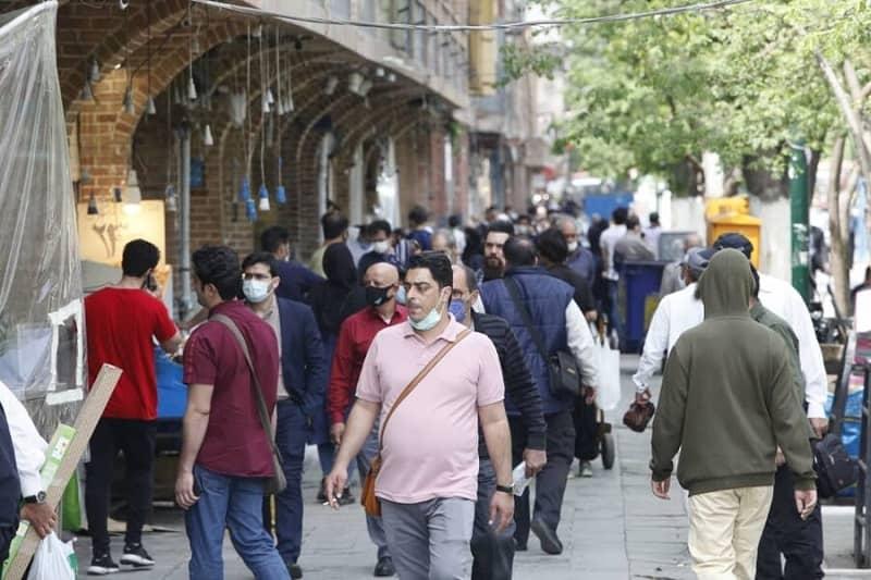 Iran coronavirus May 5