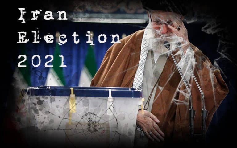 As the registration for candidates in Iran's sham presidential election starts, the factional feuds of the mullahs' regime increase