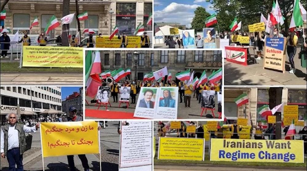 Pemilu Iran 2021: Pendukung MEK & NCRI Seruan Boikot
