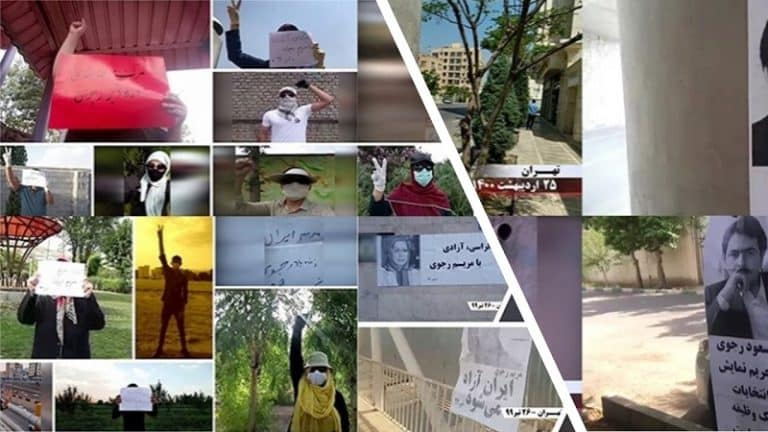Iran Election 2021: Role of MEK's Resistance Units in Nationwide Boycott of Sham Elections