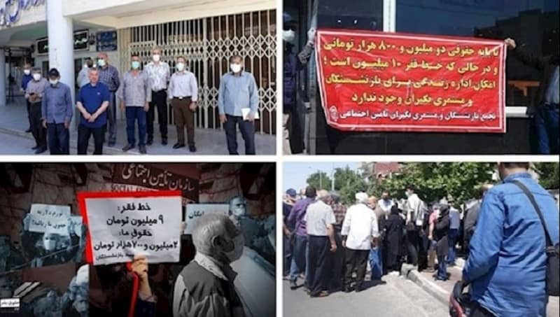 Iranian-pensioners-retirees-hold-protest-rally