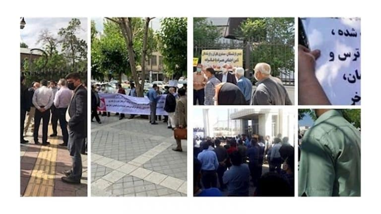 Core Message of Ongoing Iran Protests in Recent Months