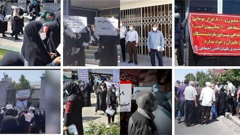 The Message of Intensifying Protests in Iran Ahead of Sham Elections