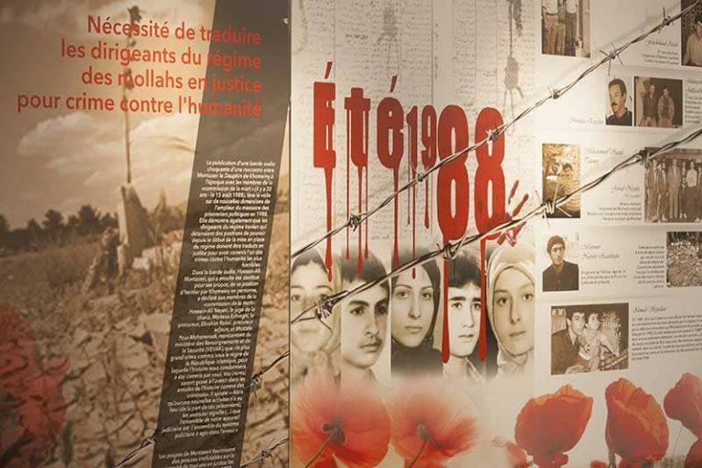 Human Rights record of Ebrahim Raisi: Eyewitness Accounts, Batoul Majani