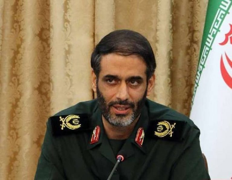 Iran's Election 2021: Who is Brigadier General Saeed Mohammad?