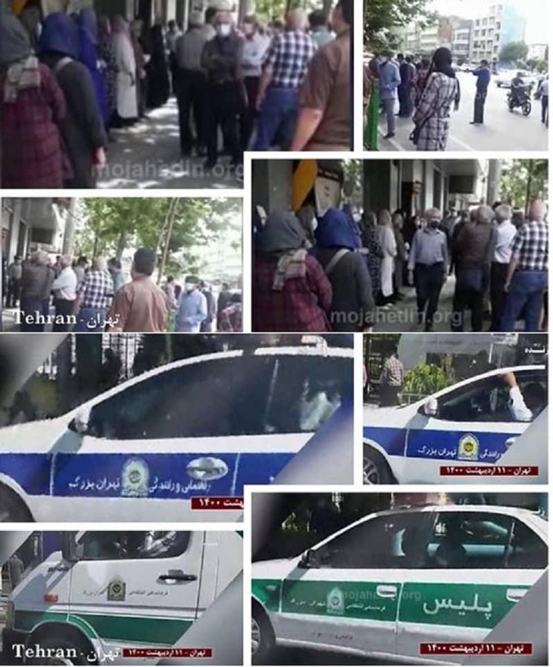 Tehran – May 1, 2021