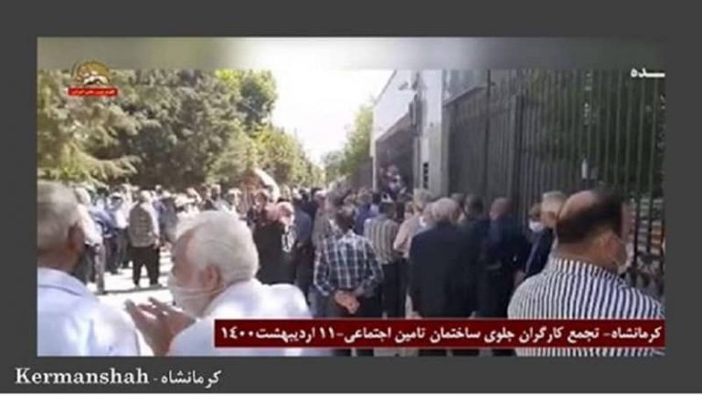Iran – Anti-regime rallies in 20 cities (15 provinces) on International Workers Day