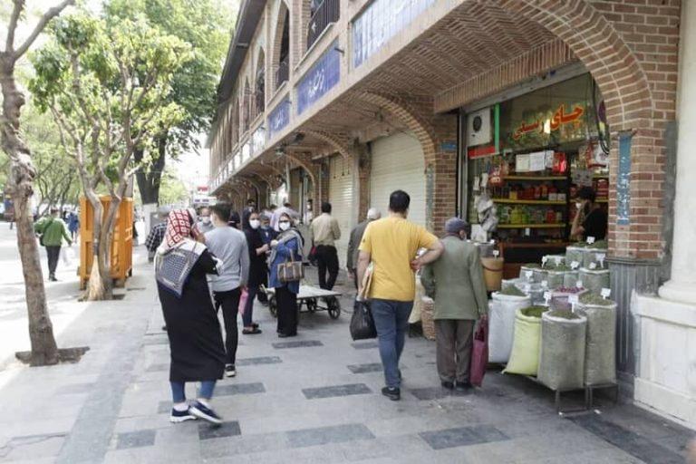 Iran: Coronavirus Death Toll in 543 Cities Exceeds 298,800