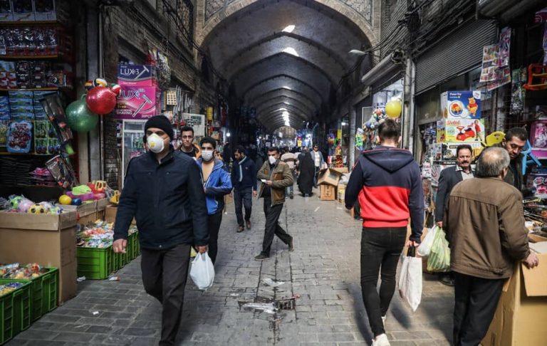 Iran: Coronavirus Death Toll in 542 Cities Surpasses 296,500
