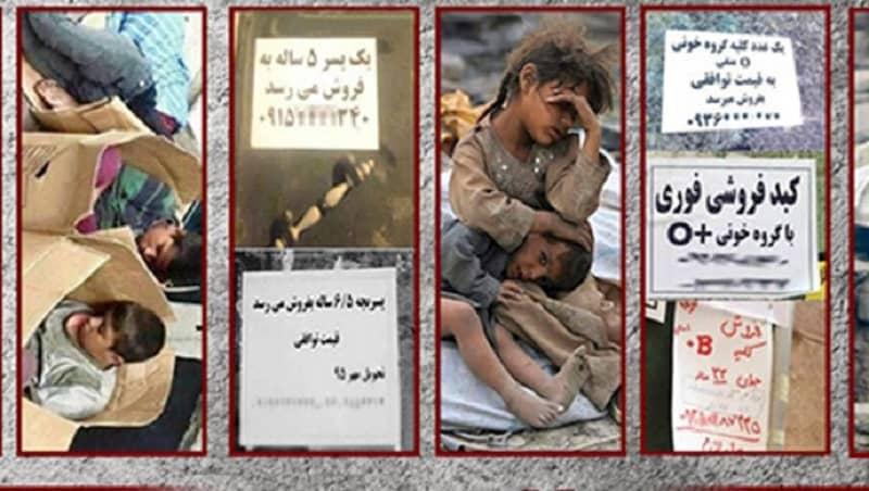 iran-kemiskinan-pekerja anak