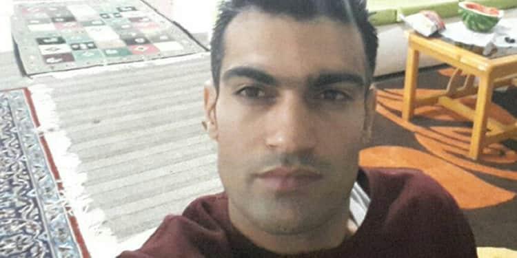 tahanan politik-Mehran-Gharebaghi