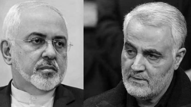 Zarif's Leaked Audio Confirm Iran Regime's Terrorism and Diplomacy Go Hand In Hand