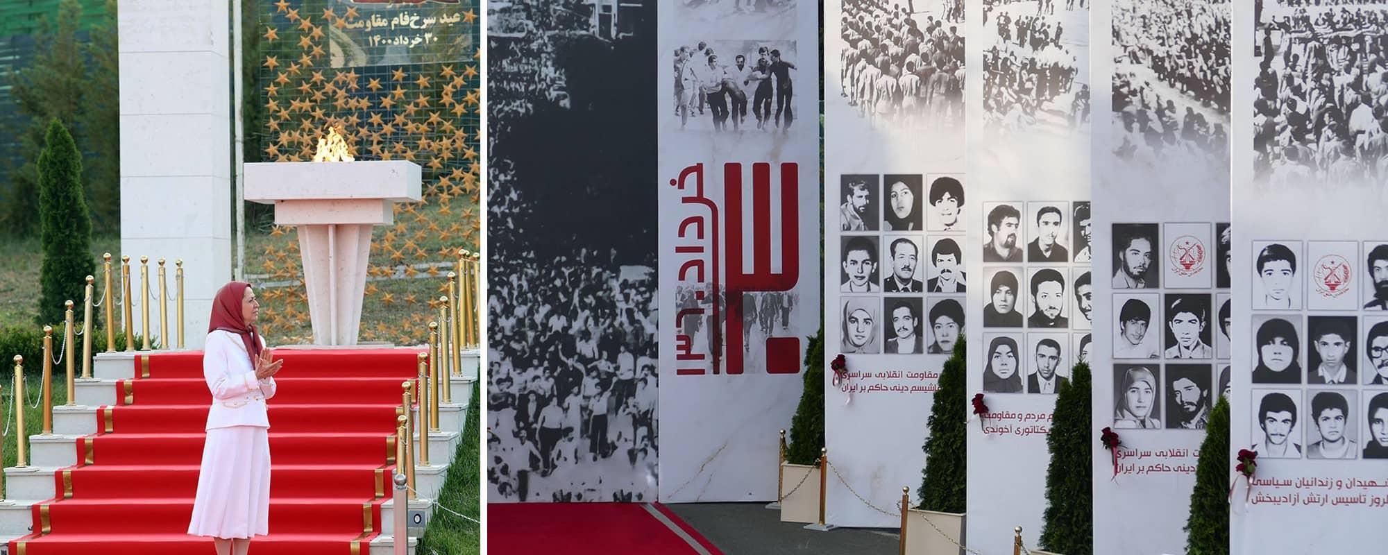 Iran: Merayakan HUT ke-40 Dimulainya Perlawanan Nasional