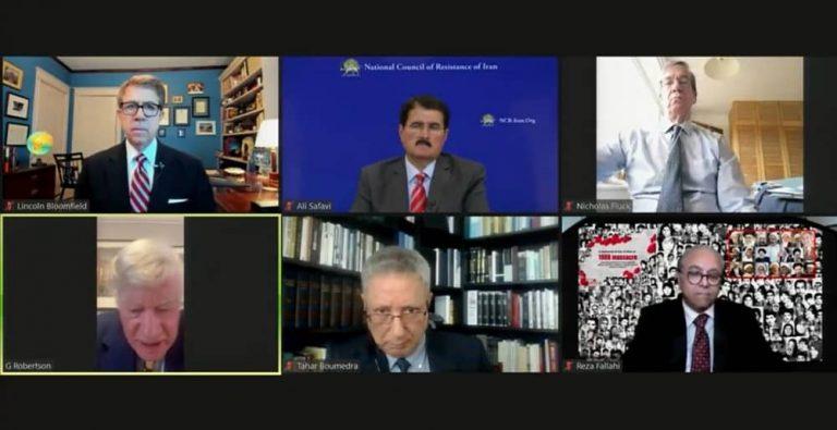 International Panel Discuss the Outcome of Ebrahim Raisi's Selection as Iran's President