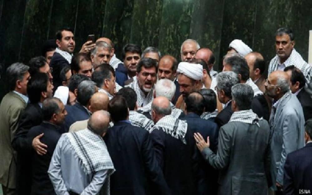 Iran-infightings