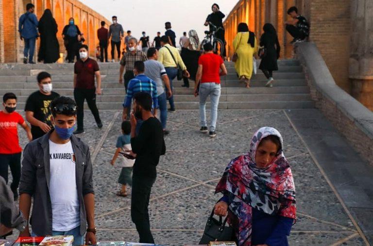 Iran: Coronavirus Takes the Lives of 308,600